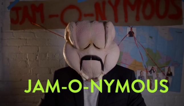 Jam-o-nymous : les espions
